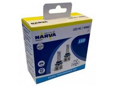 Светодиодные лампы Narva Range Performance LED H8/ H9/ H11/ H16 18048
