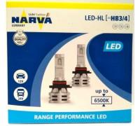 Светодиодные лампы Narva Range Performance LED HB4/ HB3 18038