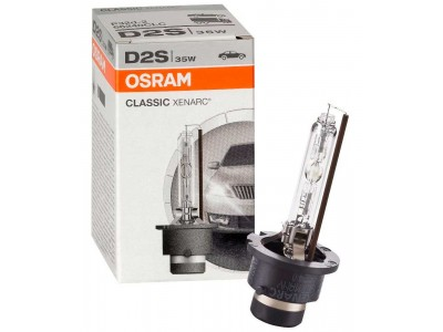Ксеноновая лампа D2S Osram Classic Xenarc 66240clc