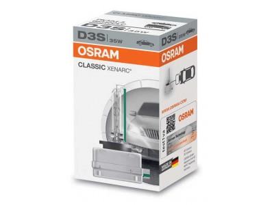 Ксеноновая лампа D3S Osram Classic Xenarc 66340clc
