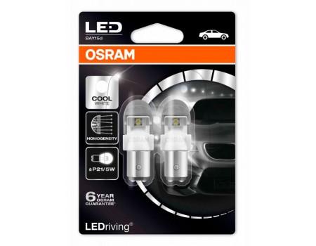 Светодиодная лампа OSRAM LEDriving - Premium P21/5W 12v белая 1557CW-02B