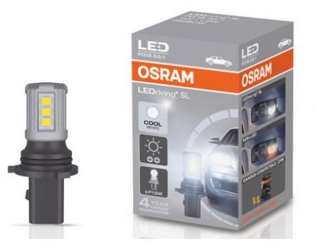 Светодиодная лампа OSRAM LEDriving SL - Standart P13W 12v белая 3828CW