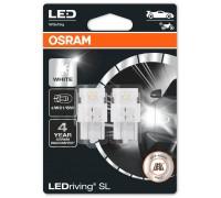 Светодиодная лампа OSRAM LEDriving - Standart SL W21/5W 12v белая 7515DWP-02B