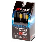 Светодиодная лампа Optima W5W COB CAN 12V 5100К