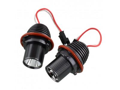LED Маркер в ангельские глазки BMW 10w для E39/ E53/ E60/ E61/ E63/ E64/ E65/ E66/ E83/ E87