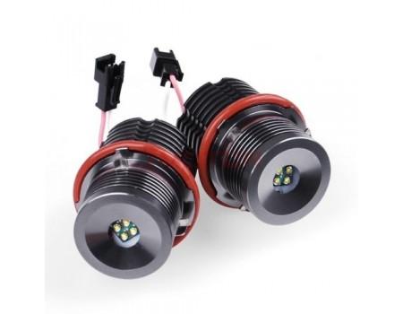 LED Маркер в ангельские глазки BMW 20w для E39/ E53/ E60/ E61/ E63/ E64/ E65/ E66/ E83/ E87