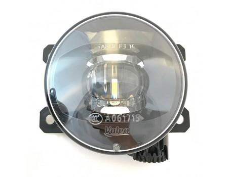 Фара противотуманная Citroen C-Crosser (2007-2013) Valeo LED 047414 левая+ правая