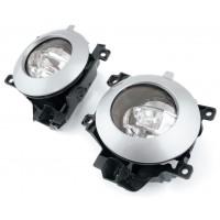 Светодиодные противотуманные фары Toyota Land Cruiser 200 MTF Light FL10LC LED
