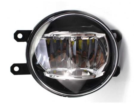 Фара противотуманная Toyota Auris I (06-12); II (13-) светодиодная LED правая Китай
