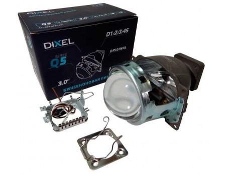 """Биксеноновые линзы DIXEL Q5 Original-D 3.0"""" дюйма под D1S/ D2S/ D3S/ D4S/ D2H"""