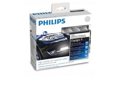 Дневные ходовые огни PHILIPS LED Daylight 9 12831WLEDX1