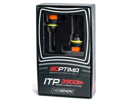 Ксеноновая лампа Optima Premium ITP H11/H9/H8 с повышенной яркостью комплект (2шт.)
