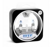 Галогенные лампы MTF light Argentum +130% H1 55W (комплект)
