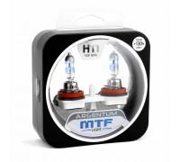 Галогенные лампы MTF light Argentum +130% H11 55W (комплект)