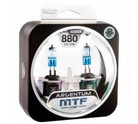 Галогенные лампы MTF light Argentum +80% H27/880 27W (комплект)