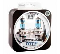 Галогенные лампы MTF light Argentum +80% H4 60/55W (комплект)