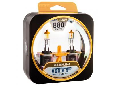 Галогенные лампы MTF light Aurum H27 880 (комплект)