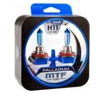 Галогенные лампы MTF light Palladium H11 (комплект)