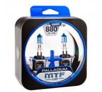 Галогенные лампы MTF light Palladium H27 880 (комплект)