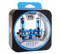 Галогенные лампы MTF light Vanadium H4 (комплект)