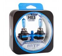 Галогенные лампы MTF light Vanadium HB3 (комплект)