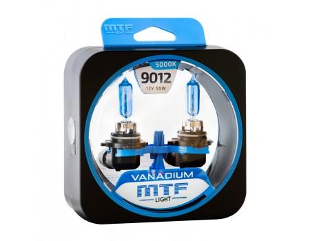 Галогенные лампы MTF light Vanadium HIR2 9012 (комплект)