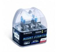 Галогенные лампы Avantech Night Fighter +110% H1 12v 55w 5000k ab5001