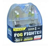 Галогенные лампы Avantech Fog Fighter +50% H27/1 (880) 12v 27w 3000k ab3027