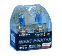 Галогенные лампы Avantech Night Fighter +110% HB3 12v 65w 5000k ab5005
