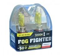 Галогенные лампы Avantech Fog Fighter +50% HB3 12v 65w 3000k ab3005