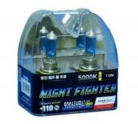 Галогенные лампы Avantech Night Fighter +110% HB4 12v 55w 5000k ab5006