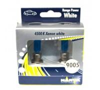 Галогенные лампы Narva Range Power White 4500k HB3 12v 60w 48625