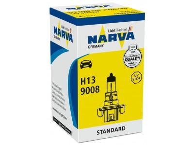 Галогенная лампа  Narva Standart H13 12v 60/55w 48092