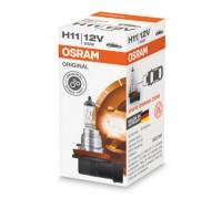 Галогенная лампа Osram Original line H11 12v 55w 64211