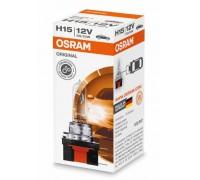 Галогенная лампа Osram Original line H15 12v 55/15w 64176