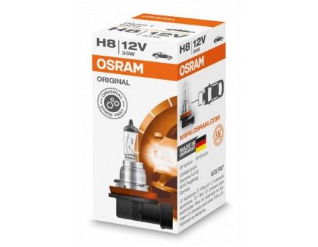 Галогенная лампа Osram Original line H8 12v 35w 64212