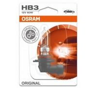 Галогенная лампа Osram Original line HB3 12v 60w 9005