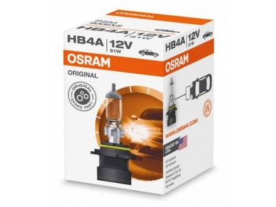 Галогенная лампа Osram Original line HB4A 12v 51w 9006XS