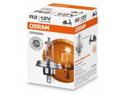 Галогенная лампа Osram Original line R2 12v 45/40w 64183