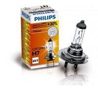 Галогенная лампа  Philips Vision +30% H7 12v 55w 12972prс1