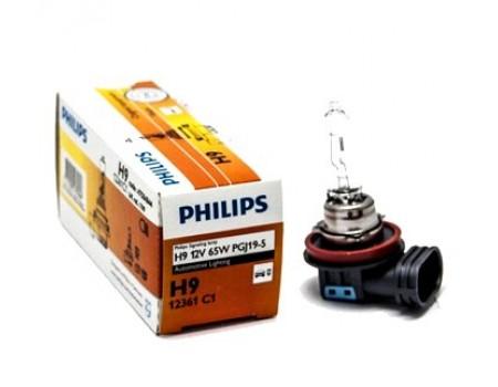 Галогенная лампа  Philips Standart H9 12v 65w 12361с1
