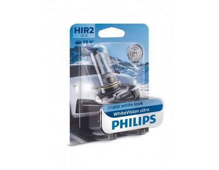Галогенные лампы Philips White Vision Ultra HIR2 9012 12v 55w 9012wvub1