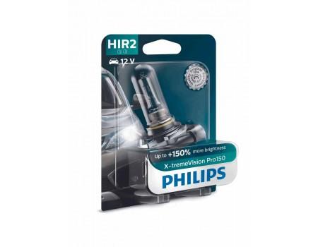 Галогенные лампы Philips Xtreme Vision Pro150 +150% HIR2 9012 12v 55w 9012xvpb1
