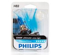 Галогенные лампы Philips Diamond Vision 5000k HB3 12v 65w 9005dvb1