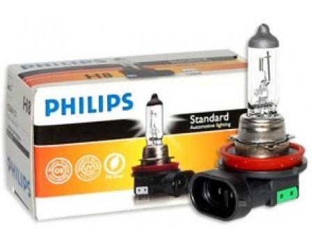 Галогенная лампа  Philips Standart H8 12v 35w 12360с1