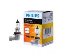 Галогенная лампа  Philips Vision +30% HB3 12v 65w 9005prс1