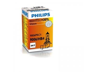 Галогенная лампа Philips Vision +30% HB4 12v 55w 9006prс1