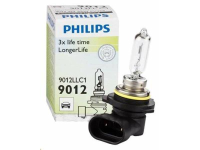 Галогенная лампа Philips Long Life Eco Vision HIR2 9012 12v 55w 9012llc1