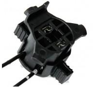 Крепление (держатель) для лампы H7 галоген Kia, Mitsubishi (Optima/ Ceed/ Sorento/ HYUNDAI IX35/ I30/ I40/ Grand Starex/ Outlander III)