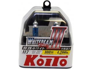 Ламы Koito Whitebeam III производства Япония